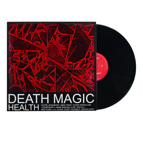 HEALTH - Death Magic (Black Vinyl)