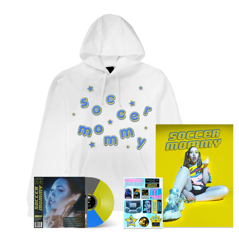 Soccer Mommy - Color Theory Hoodie + LP Bundle