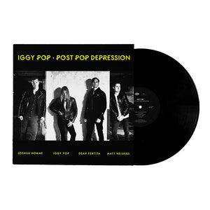 Iggy Pop - Post Pop Depression Deluxe Edition Vinyl