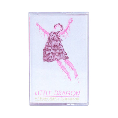 Little Dragon - Nabuma Rubberband Cassette