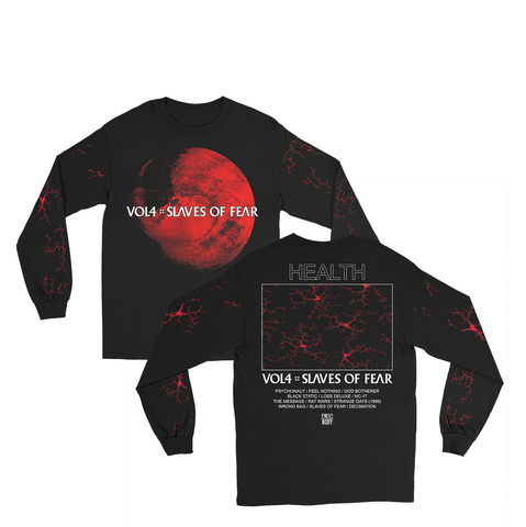 HEALTH - Vol. 4: Slaves of Fear Longsleeve + LP Bundle