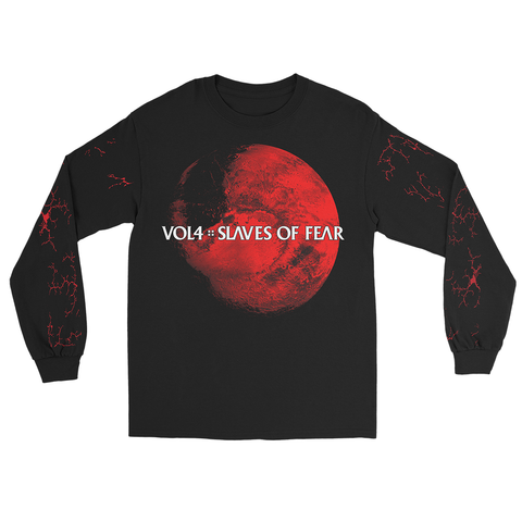 HEALTH - Vol. 4: Slaves of Fear Longsleeve + Digital Bundle