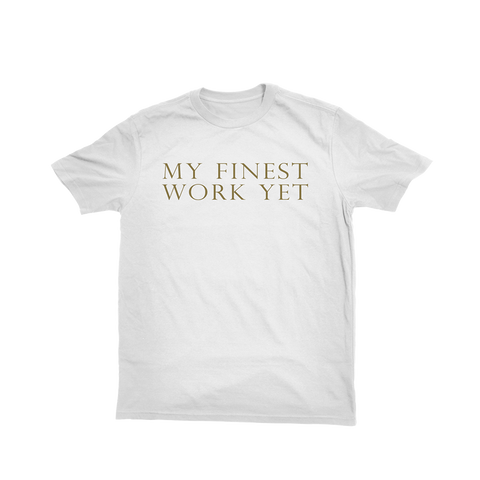 Andrew Bird - My Finest Work Yet T-Shirt + Digital Album