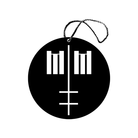 Marilyn Manson - Christmas Ornament