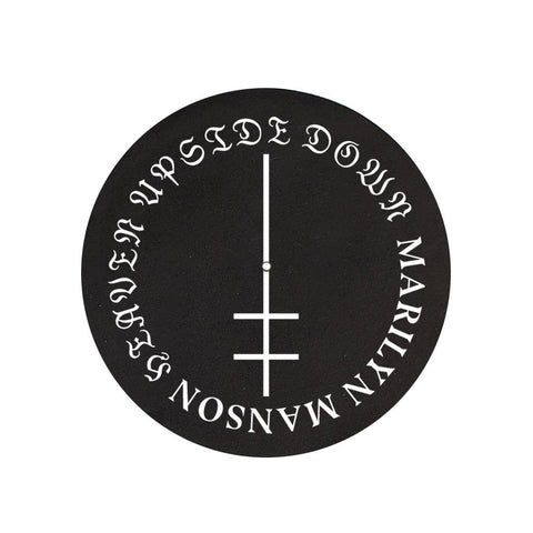 Marilyn Manson - Heaven Upside Down Vinyl Slipmat