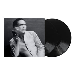 Marilyn Manson - Pale Emperor Black 2LP
