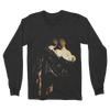 Overcoats - The Fight Black Long Sleeve T-Shirt + Digital Album