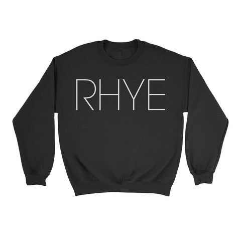 Rhye - Logo Fleece Pullover