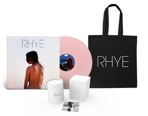 Rhye - Spirit LP + Tote + Candle Bundle