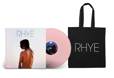Rhye - Spirit LP + Tote Bundle