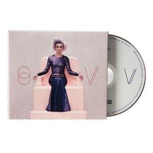 "St. Vincent - ""St. Vincent"" CD"