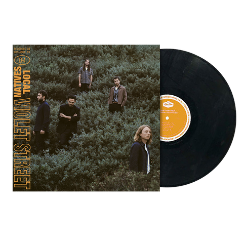 Local Natives - Violet Street Standard LP + Digital Album