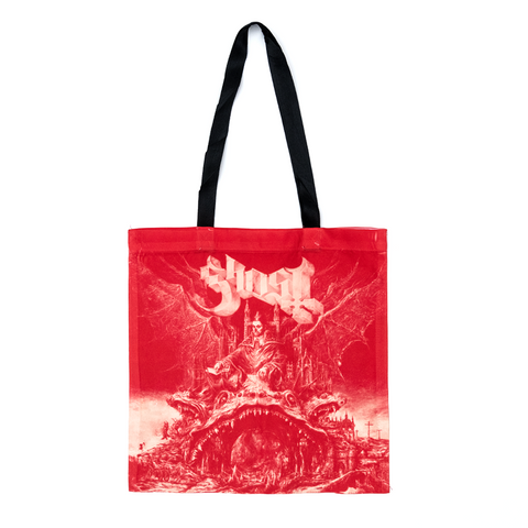 Ghost - Red Prequelle Tote