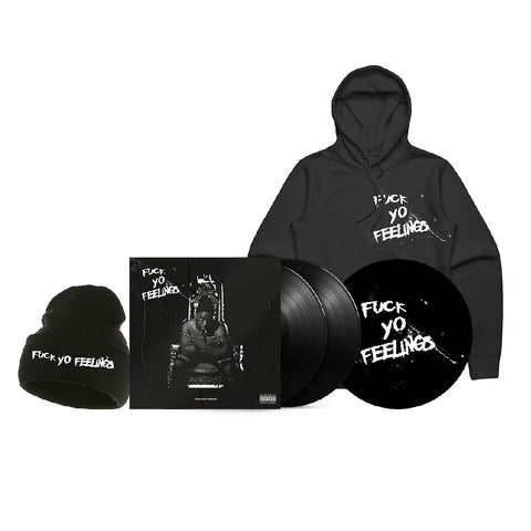 Robert Glasper - Fuck Yo Feelings Pullover Deluxe Bundle