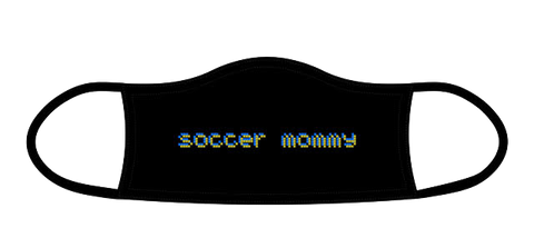 Soccer Mommy Cloth Face Covering