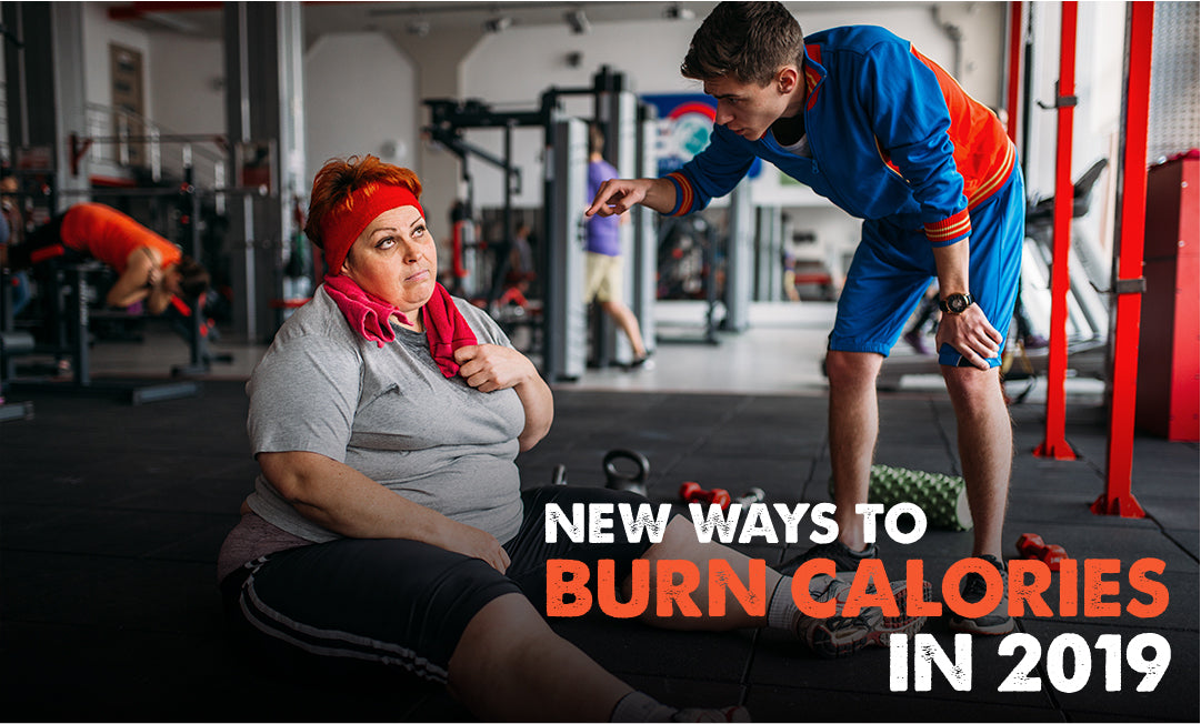 How to burn calories in 2019