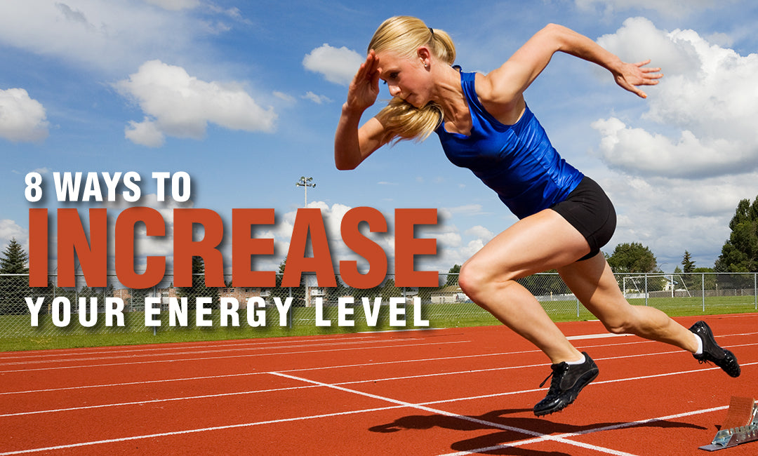 Increase Your Energy Level