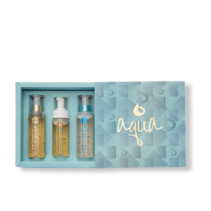 KIT AQUA TOP com luva aplicadora