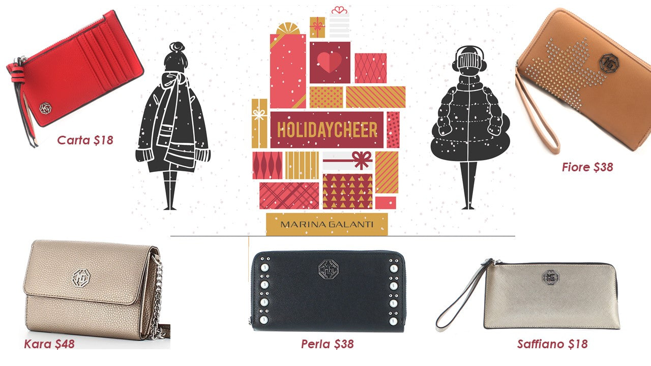 The perfect new finds... The perfect holiday gifts