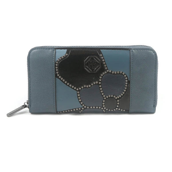 Marina Studded Wallet