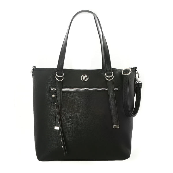 Marina Galanti Ciottoli Vegan Pebble Shopper