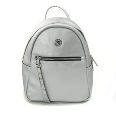 Marina Galanti Ciottoli Vegan Pebble Backpack