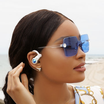 Blue Jewel Set - Bluetooth JewelCurve and JewelShades