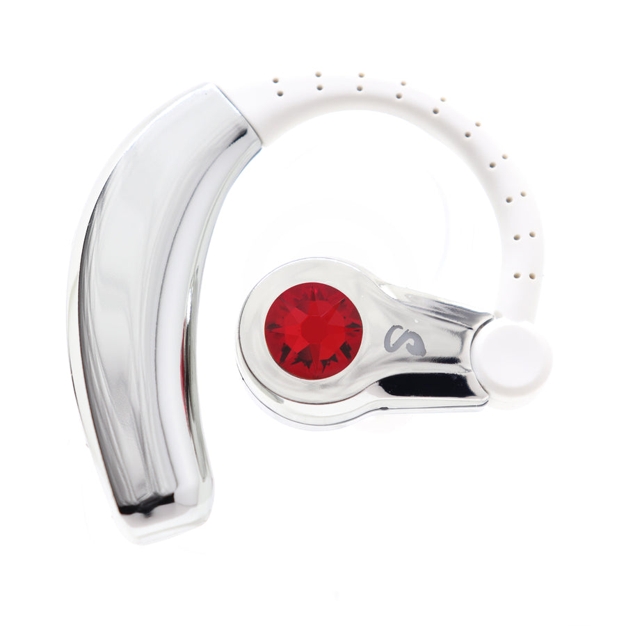 Red Jewel Set - Bluetooth JewelCurve and JewelShades