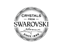 Swarovski® Becca Bluetooth Crystal JewelCurve  (Silver Grey) - BLACK FRIDAY SALE