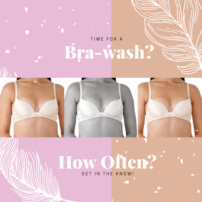 How Often Are You Supposed to Wash Your Bra?