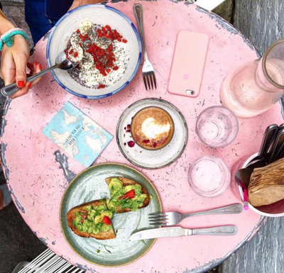 brunch spots to visit this summer