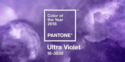 ULTRA VIOLET – COLOUR OF THE YEAR