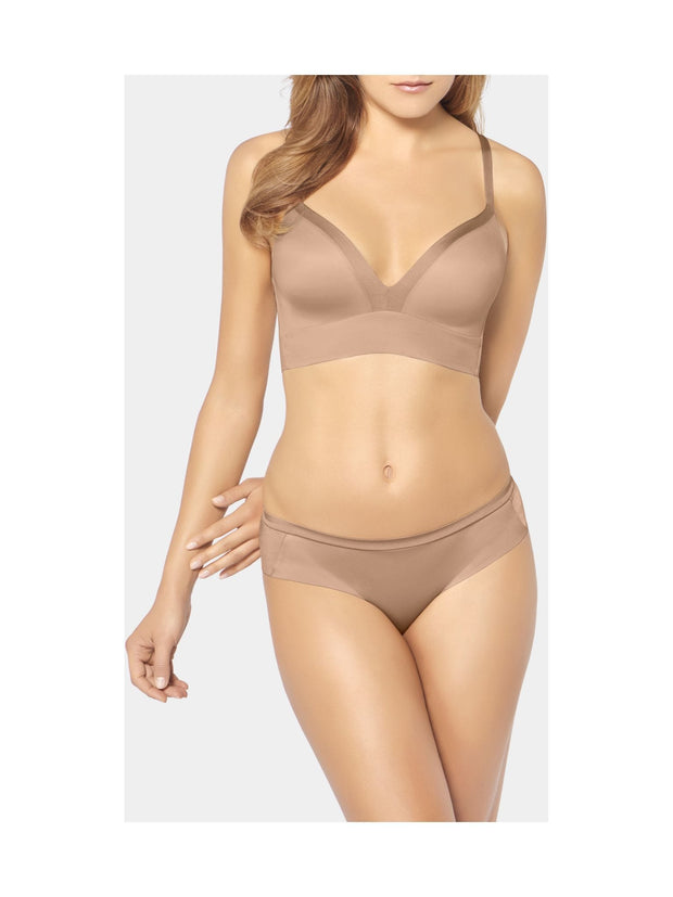 Triumph Body Make-up Soft Touch Padded T-shirt Bra - Set