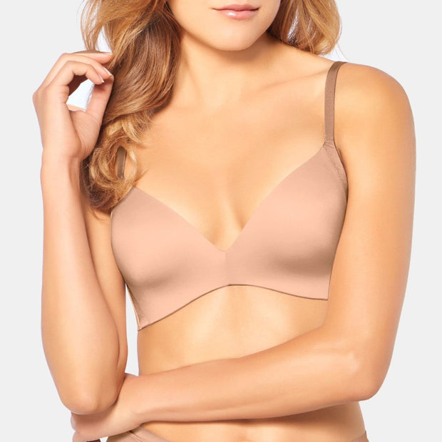 Body Make-up Soft Touch T-shirt Bra by Triumph Nude