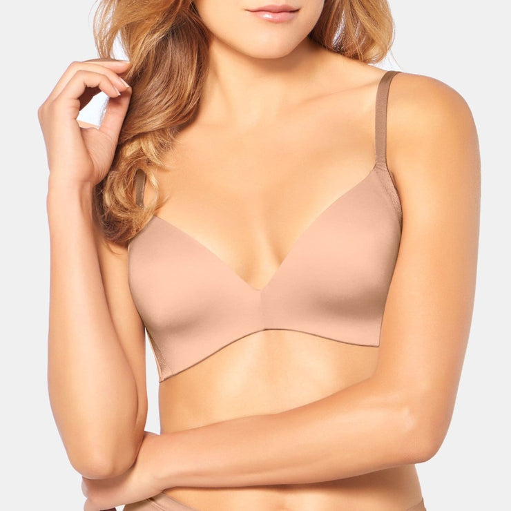 Triumph Body Make-Up Soft Touch P EX T-Shirt Bra by Triumph Nude