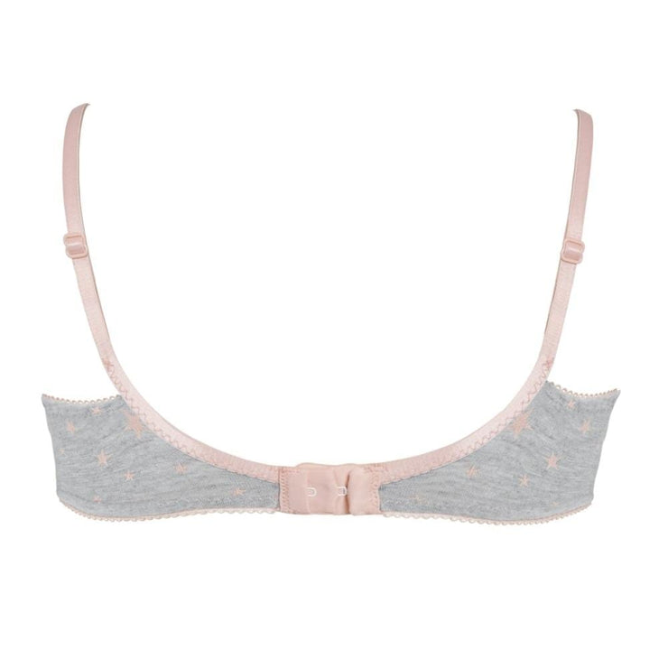 Royce Superstar Bra Grey Back