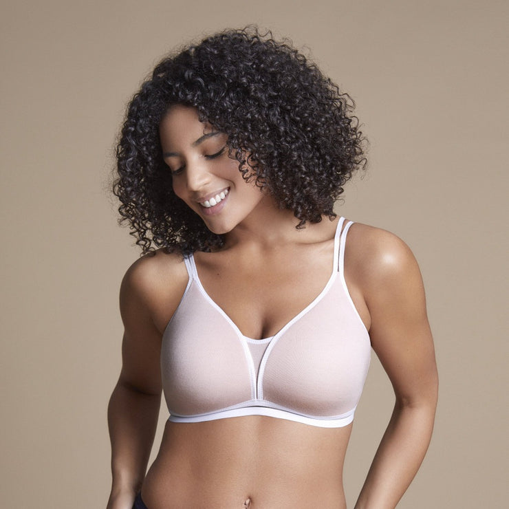 Royce POSIE multipack bra with optional racer back