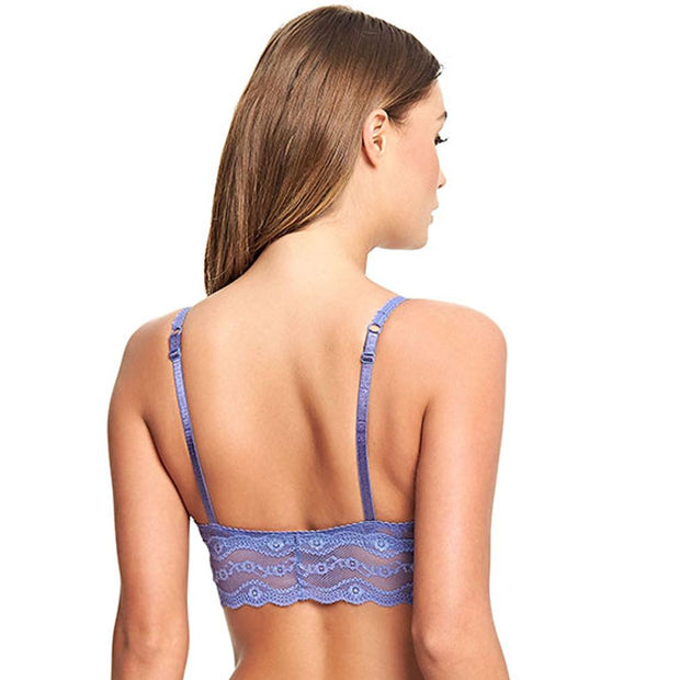 b.tempt'd Lace Kiss Bralette in marlin back view