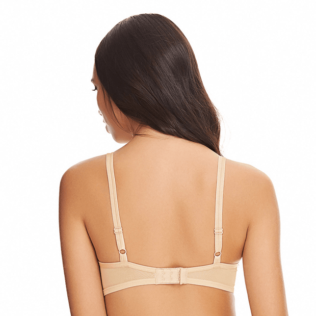 Classic Reinvention Soft Cup Bra Back in Nude