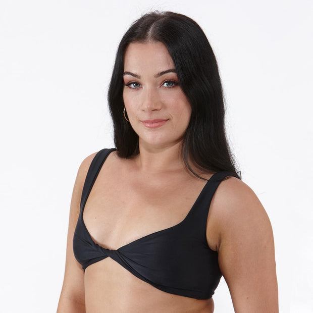 Emrld - St tropez - twist front bikini for AAA, AA and A cups