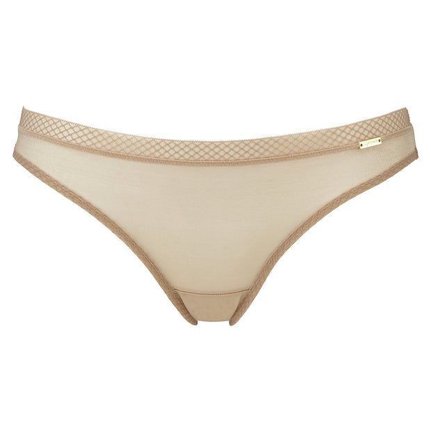 Gossard Glossies Brief nude