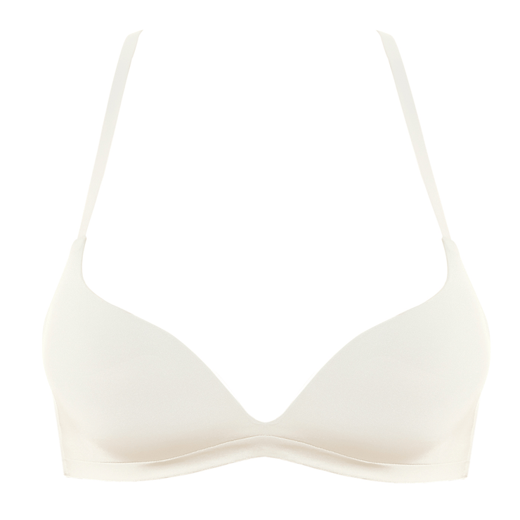 Intuition Soft Cup Push Up Non Wired Bra