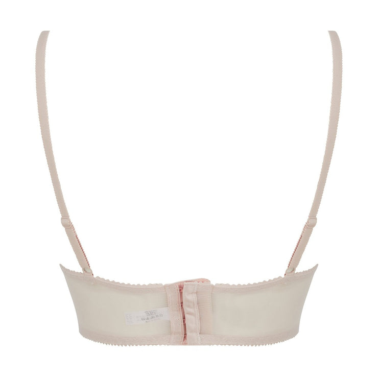 Little Women PERFECTLY YOU LONGLINE Non-Wired Bra Peony Back