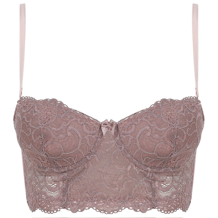 Little Women ELLA Long Line Underwired Bra