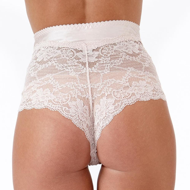 LittleWomen Short Brief Peony Back