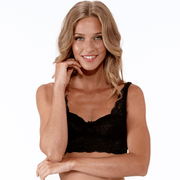 Roxy Bra Black - Beautiful Small Bras From Little Women