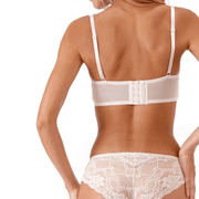 Roxy Bra In Peony Detail - From Little Women The Specialists In Small Bras From AAA Cup
