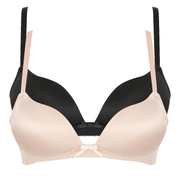 Little Women Pearl Bra 2 - Pack