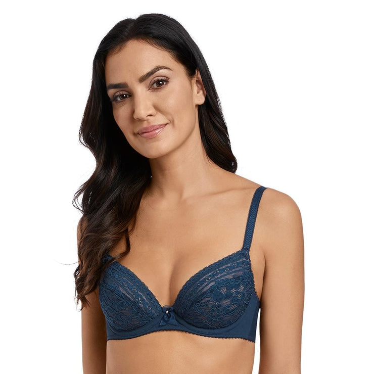 Wacoal Eternal Full Cup Padded Plunge Underwired Bra