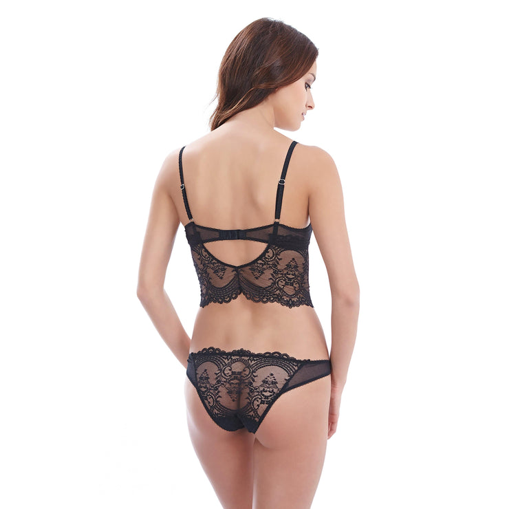 Wacoal Chrystalle Long Line Underwired Bra